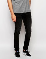 Blend of America Jeans Cirrus Skinny Fit Washed Black