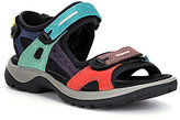 Ecco 10 Year Anniversary Edition Yucatan Sandals