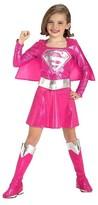 Superman DC Comics Girls' SuperGirls' Costume