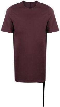 Rick Owens logo patch short-sleeve T-shirt