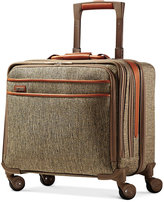 Hartmann Tweed Collection Spinner Mobile Briefcase