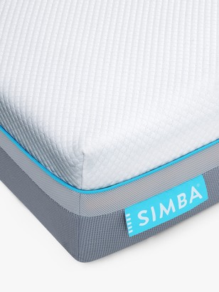 Simba Hybrid Air Cool Pocket Spring Mattress, Medium Tension, Double
