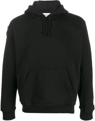 Carhartt WIP x Pop Trading Co logo hoodie
