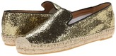 Marc by Marc Jacobs Space Glitter Espadrilles
