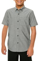 O'Neill Boy's Bank Woven Shirt