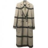 By Malene Birger Beige Coat for Women