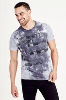 True Religion Black Out Mens Tee