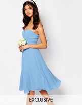 TFNC WEDDING Prom Midi Dress