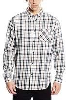 Jack and Jones Men's Brake Slim Fit Long Sleeve Casual Shirt