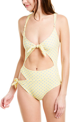 For Love & Lemons Limoncello One-Piece