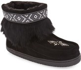 Manitobah Mukluks 'Keewatin' Genuine Shearling and Rabbit Fur Boot (Women)
