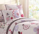 Pottery Barn Kids Melodie Quilted Bedding