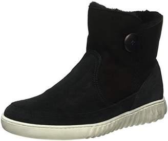 Marc Shoes Women 69607 Hi-Top Trainers Black Size: