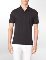 Calvin Klein Classic Fit Liquid Pima Cotton Polo Shirt