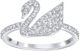 Swarovski Iconic Swan Ring