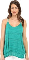 Splendid Women's Space Dye Luxe Jersey Tank