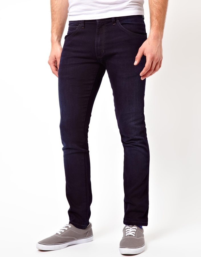 Wrangler Jeans Bryson Skinny Fit Clean New Direction