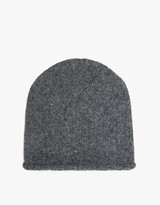 LAUREN MANOOGIAN Crown Beanie in Charcoal
