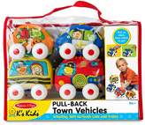 Melissa & Doug Pull Back Vehicles - Ages 9 Months+