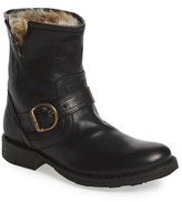 Fiorentini+Baker Women's Fiorentini & Baker 'Eli' Genuine Rabbit Fur Boot