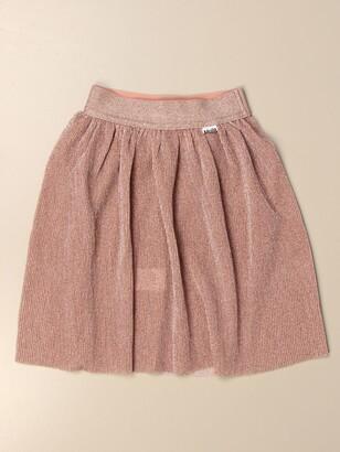Molo Wide Knit Skirt