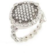 Freida Rothman 'Mercer' Pavé Disc Ring