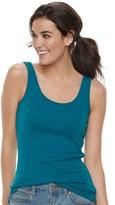 Sonoma Goods For Life Women's SONOMA Goods for Life Long Layering Tank