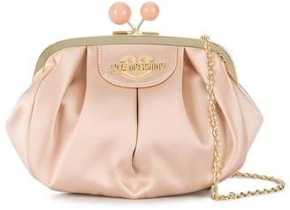 Love Moschino Mini Pouch Crossover Bag