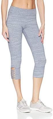 Calvin Klein Women's Caged Crop Legging