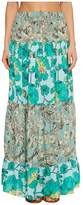 Maaji Tropic Terrain Long Skirt Women's Skirt