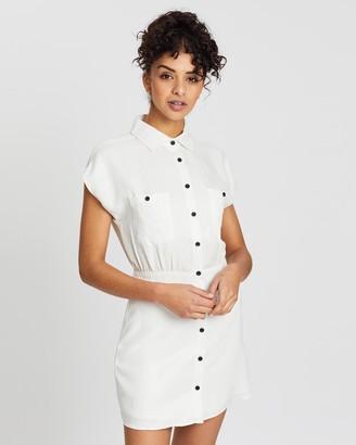 Third Form Vice Versa Shirt Dress