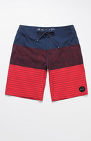 "RVCA Sinner Striped 20"" Boardshorts"