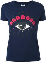 Kenzo Eye T-shirt - women - Cotton - M