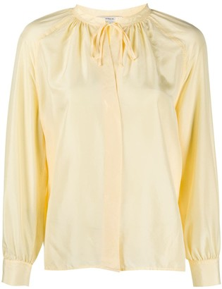 Vince Tie Fastened Blouse