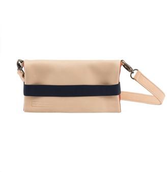 Maria Maleta Belt Bag Orange & Beige