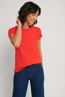 Levi's The Perfect Tee Poppy Red