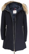 Moncler Dimitra Fur Coat