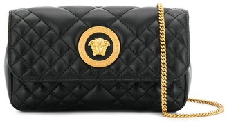 Versace quilted Medusa crossbody bag