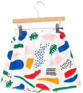 Bobo Choses Girls' Printed A-Line Skit w/ Tags