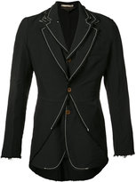 Comme des Garcons double closure blazer - men - Polyester - M