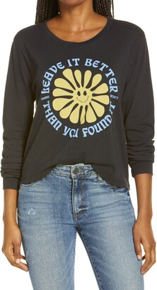 Parks Project Leave It Better Than You Found It Long Sleeve Graphic Tee