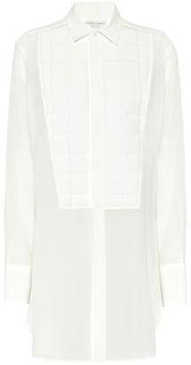 Bottega Veneta Silk crApe de chine shirt