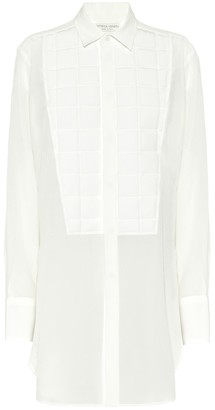 Bottega Veneta Silk crepe de chine shirt