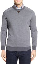 Peter Millar Merino Wool Crewneck Sweater