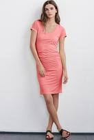 Dina Lux Slub T-Shirt Dress