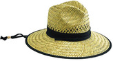 San Diego Hat Company Men's Rush Straw Outback Hat RSM540