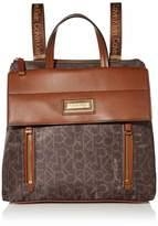 Calvin Klein Belfast Nylon Flap Backpack