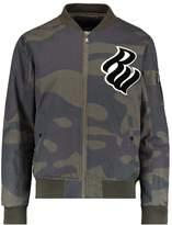 Rocawear Bomber Jacket olive