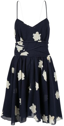 Band Of Outsiders Navy Silk Dresses