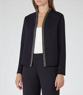 Reiss Monia Neoprene Jacket